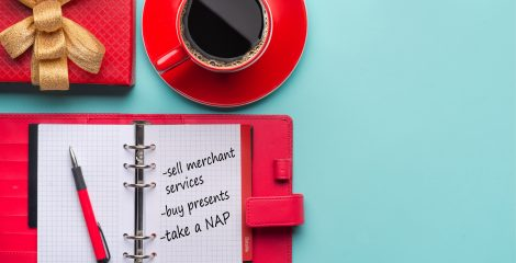 Three Tips for Selling Merchant Services Over the Holiday & Maximizing Downtime